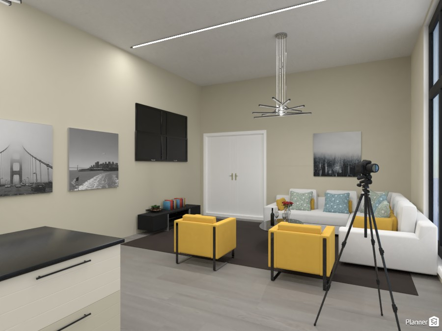Penthouse Room Render #3 4204584 by Doggy image