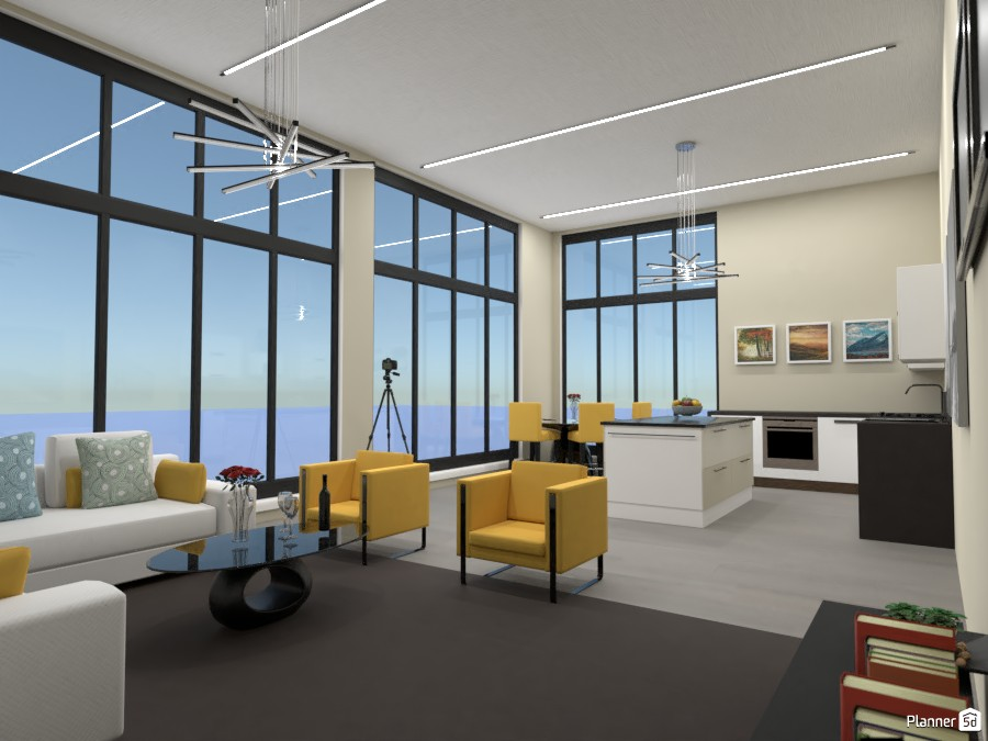 Penthouse Room Render #1 4204588 by Doggy image