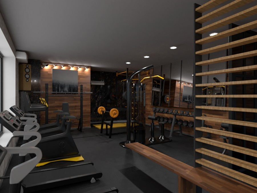 Gym 3825001 by LIKE! Salvatore's Design page 304 image