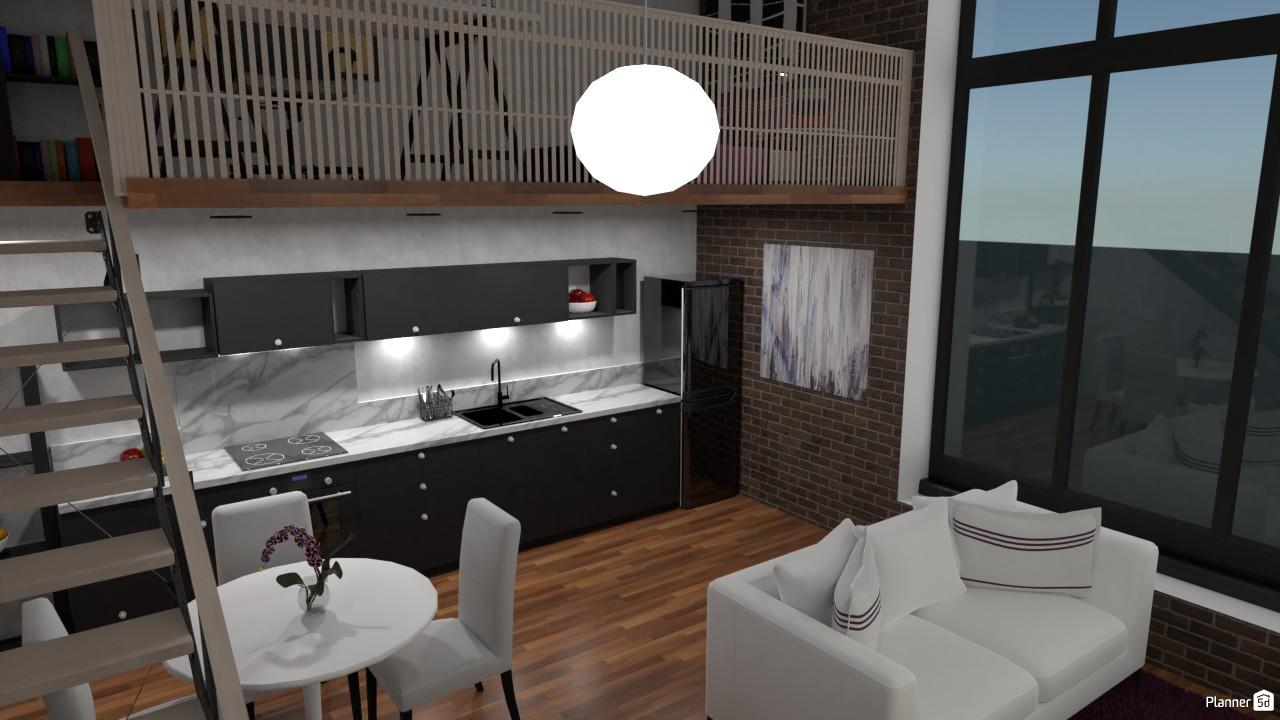 Pequeño apartamento. 3692871 by Remadi image