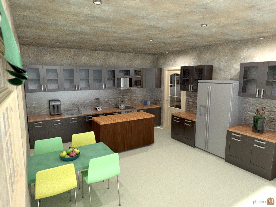 eat-in kitchen 913519 by Joy Suiter image