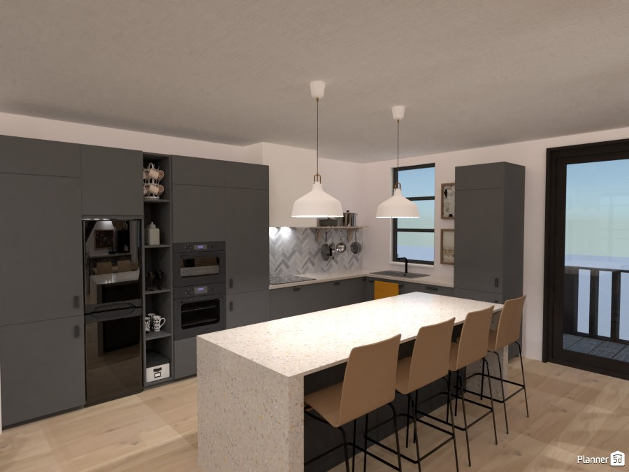 Single Family Condo: Kitchen 4224975 by Isabel image
