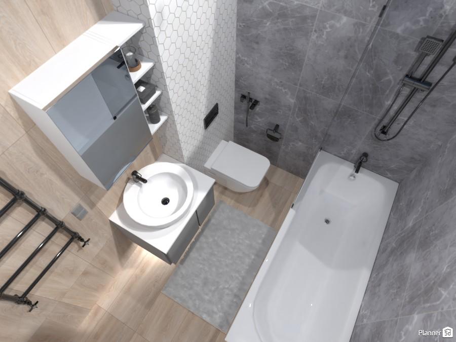 Ванная комната 3897143 by Ksenia image