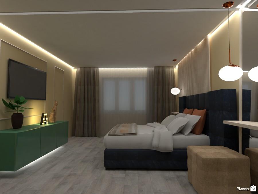 Спальня 3447629 by Zhanna B image