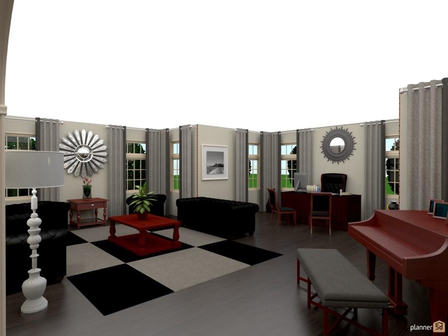 Foto Casa Arredamento Decorazioni Fai Da Te Ufficio Illuminazione Idee