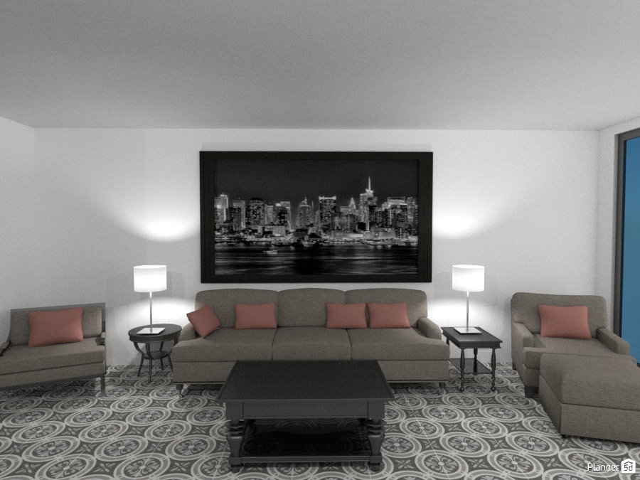 Apartment Living Room - NYC 1605307 by Gigi image