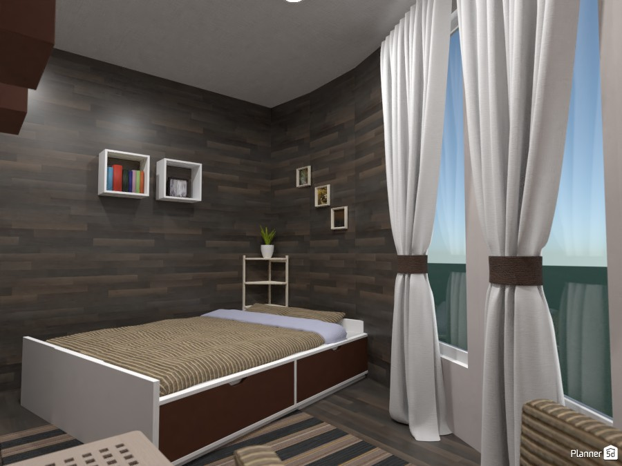 Round house withe modern interior 3746089 by Gabes image