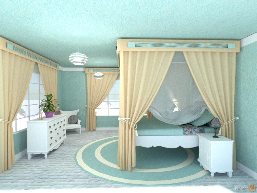 canopy bedroom 1036315 by Joy Suiter image