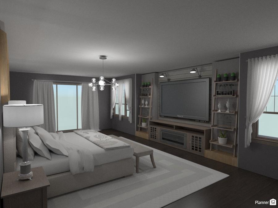 Emmy S Master Bedroom Design House Ideas Planner 5d