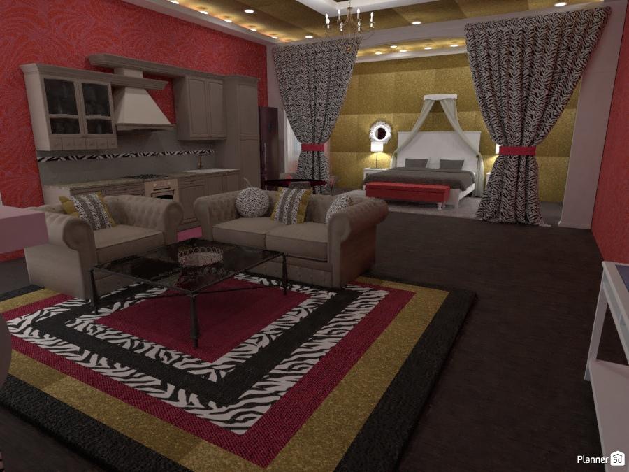 It\'s a barbie world - Apartamento ideas - Planner 5D