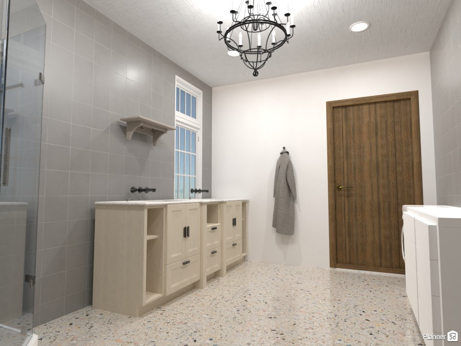 Country style bathroom 2 3905243 by Mark image
