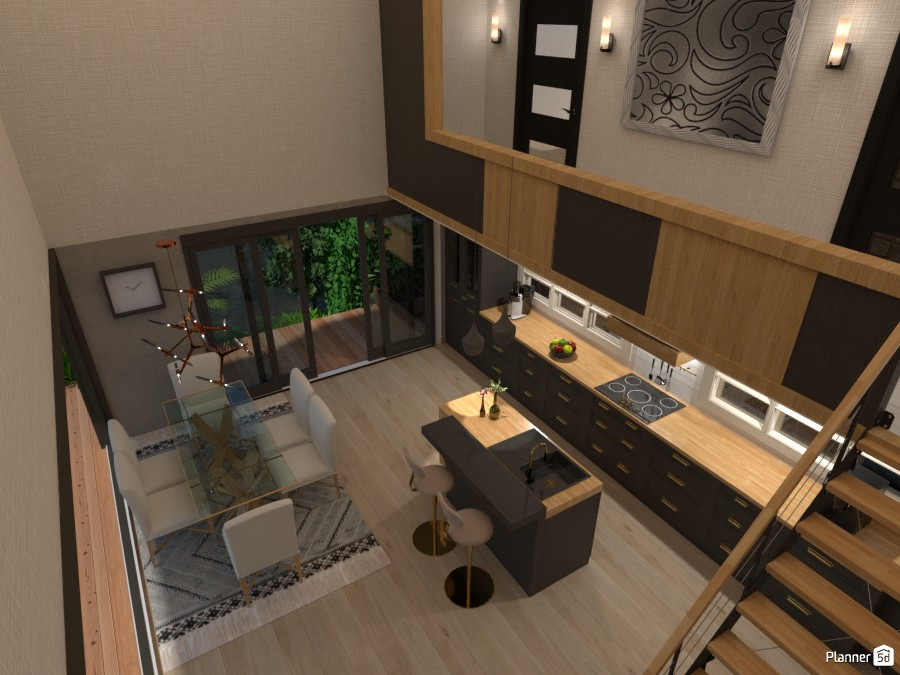 Cucina con Sala da Pranzo 80703 by Freek image