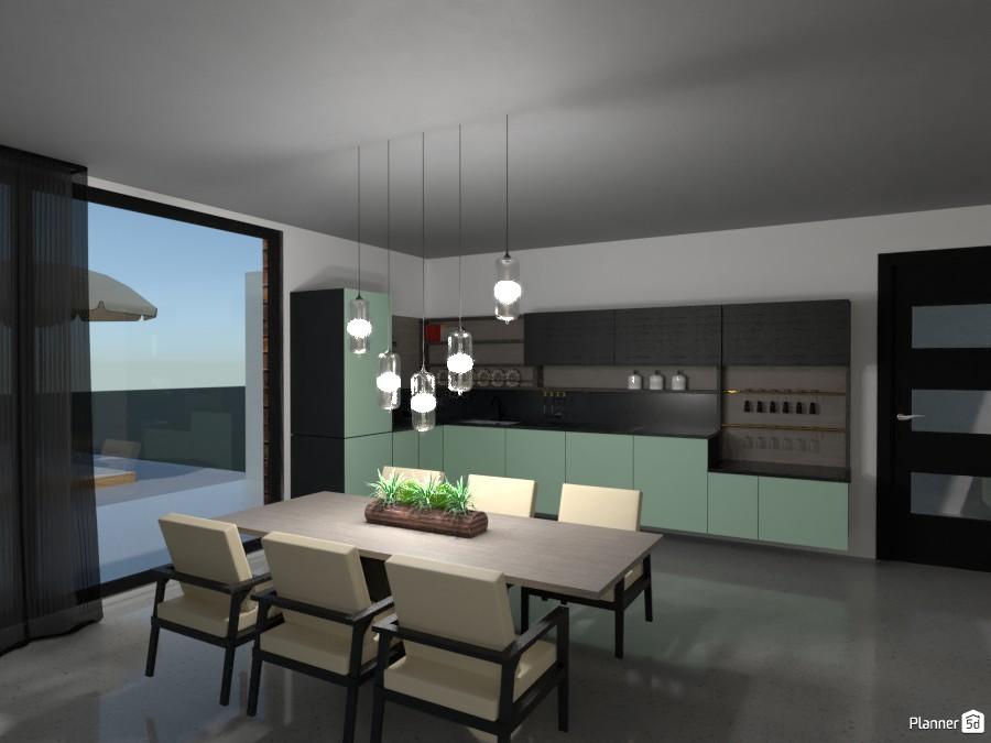 Cucina e Sala da Pranzo 3027274 by Fede Lars image
