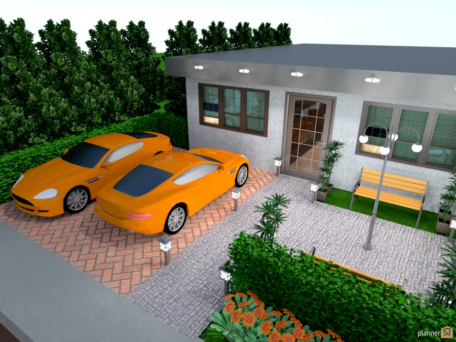 Simple and Small House 272297 by Anderson Victor Silva image
