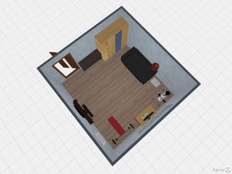 Моя комната 82414 by Тимофей Павлов image