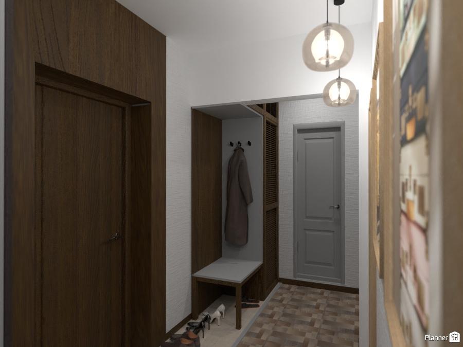 Дизайн коридора 2463366 by Татьяна Максимова image