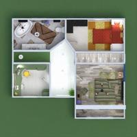 floorplans namas baldai eksterjeras аrchitektūra prieškambaris 3d