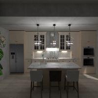 планировки квартир и домов кухня 3d