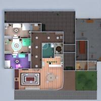 floorplans apartment furniture decor bathroom bedroom kitchen outdoor studio 3d