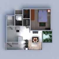 floorplans apartment furniture decor bathroom bedroom living room kitchen lighting household architecture 3d