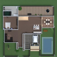 floorplans furniture bathroom bedroom living room garage kitchen outdoor office lighting household dining room 3d