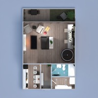 floorplans apartment decor bedroom living room architecture studio entryway 3d