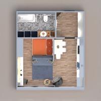 planos apartamento muebles decoración hágalo ud mismo cuarto de baño cocina almacenaje 3d