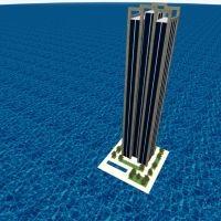 planos apartamento diseño del paisaje arquitectura 3d