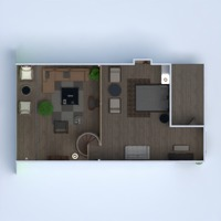 floorplans casa arquitetura 3d