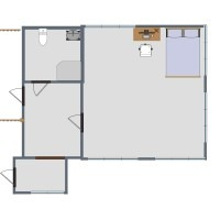 floorplans house furniture bathroom bedroom garage kitchen outdoor lighting dining room 3d