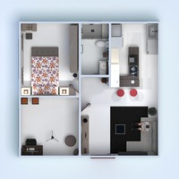 home designs. floorplans apartment 3d Floor Plans and Home Designs Gallery  Planner 5D