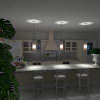 planos casa muebles decoración 3d