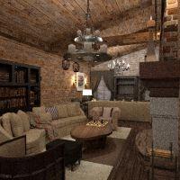 planos apartamento casa muebles decoración sala de estar iluminación reparación arquitectura almacenaje 3d