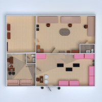 floorplans office storage studio 3d