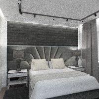 floorplans butas namas baldai dekoras miegamasis apšvietimas renovacija 3d