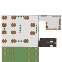 floorplans dining room architecture 3d