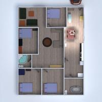 floorplans decor kids room landscape 3d