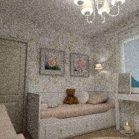 planos apartamento decoración dormitorio sala de estar habitación infantil 3d