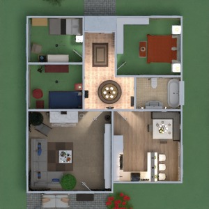 floorplans apartment house terrace furniture decor bathroom bedroom living room kitchen outdoor kids room lighting landscape dining room architecture storage studio entryway 3d