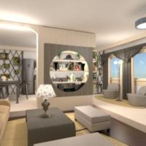 floorplans apartamento mobílias decoração faça você mesmo quarto cozinha iluminação utensílios domésticos despensa 3d