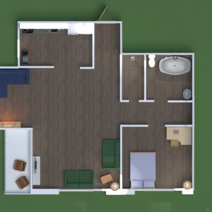 floorplans house landscape household 3d