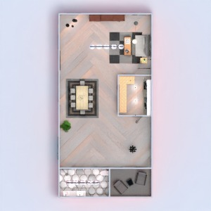 floorplans küche café 3d