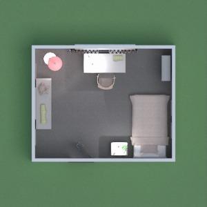 floorplans dekoras miegamasis vaikų kambarys sandėliukas 3d