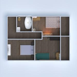 планировки дом улица 3d