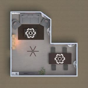 floorplans house living room office 3d