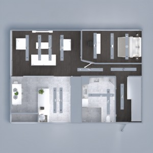 floorplans apartment bathroom bedroom living room kitchen lighting storage studio entryway 3d