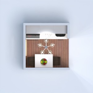 floorplans appartement cuisine 3d