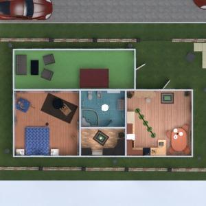floorplans apartment house renovation entryway 3d