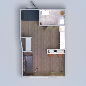 floorplans butas dekoras studija 3d