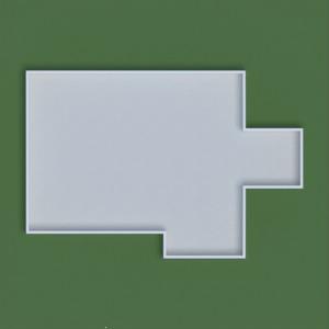 floorplans maison salle de bains chambre à coucher salon eclairage 3d